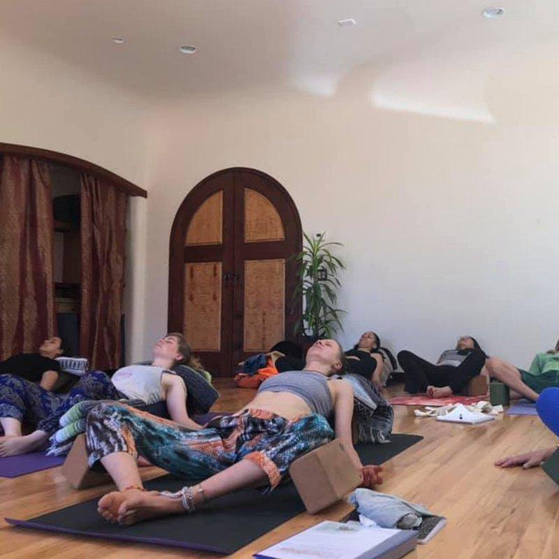 Blue Lake Yoga in Arcata, California