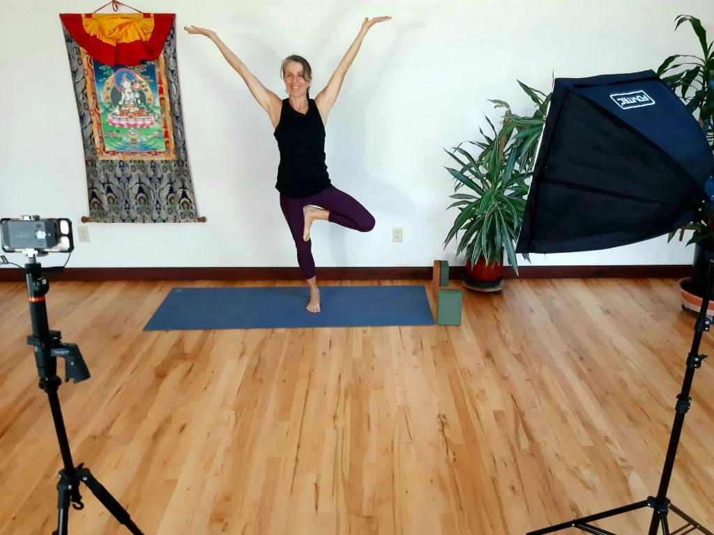 Peggy Profant Online Yoga