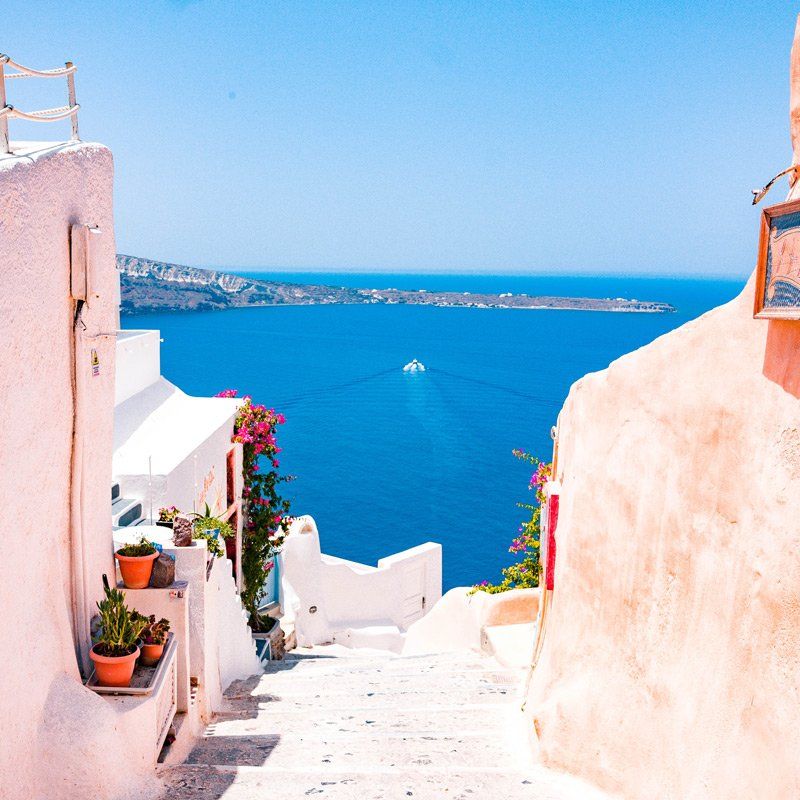 Greece Yoga Teacher Training